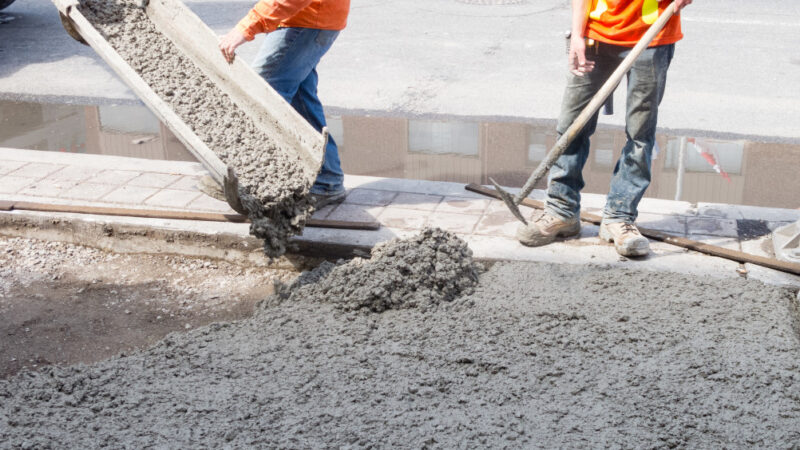 Aug 12, What is the Difference Between Cement and Concrete
